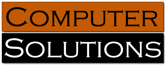 COMPUTER SOLUTIONS - IT Computer Repair, Support, Sales & Consulting. Bob Karon www.INeedBob.com
